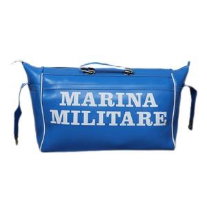 イタリア海軍放出 M.M.Iスポーツ ボストンバック 30L容量 未使用 デットストック B - 拡大画像