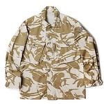 イギリス軍放出 デザートDP Mシャツ デッドストック 未使用 180サイズ