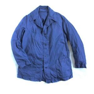 イタリア軍放出 ワークシャツ ブルー 未使用 デットストック品 3(M相当) - 拡大画像