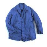 イタリア軍放出 ワークシャツ ブルー 未使用 デットストック品 3(M相当)