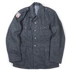 デンマーク軍放出 ウールジャケット デッドストック 未使用 108