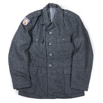 デンマーク軍放出 ウールジャケット デッドストック 未使用 110