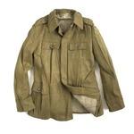 ルーマニア軍 放出ウールジャケット カーキ M
