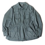 イタリア軍森林警備隊放出ジャケット 未使用 デットストック グレー 44サイズ