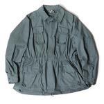 イタリア軍森林警備隊放出ジャケット 未使用 デットストック グレー 58サイズ