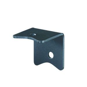 2×4Mate(ツーバイフォーメイト) XBP-550 スターL形ブラケット 黒艶消