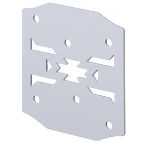 2×4Mate(ツーバイフォーメイト) XBP-605 ネイティブF形ブラケット オフホワイト【2個セット】