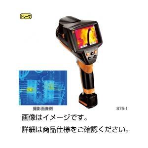 携帯用小型熱画像カメラ875-1i - 拡大画像