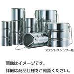 (まとめ)ステンレスジュワー瓶 ステンレス二重構造 D-1001 【×10セット】