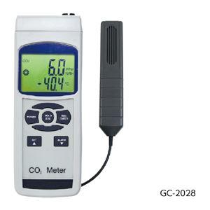 CO2濃度計 GC-2028 - 拡大画像