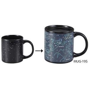 温度変色マグカップ MUG-195 - 拡大画像