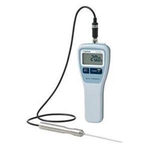 防水型デジタル温度計 SK-270WP-K 8078-40 - 拡大画像