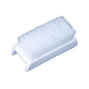 (まとめ)手洗いブラシ ナイロン(6.6ナイロン) 【×10セット】 - 拡大画像