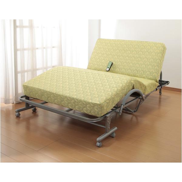 リクライニングベッド 高反発マットレス