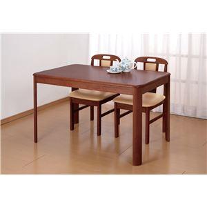 天然木ダイニングテーブル 長方形