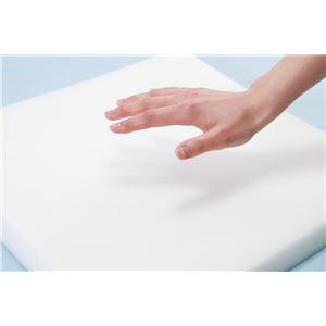 マットレス 【アイボリー ダブルサイズ】 幅140cm 高反発 洗えるカバー 本体:日本製 『ジャパンスリーパー』