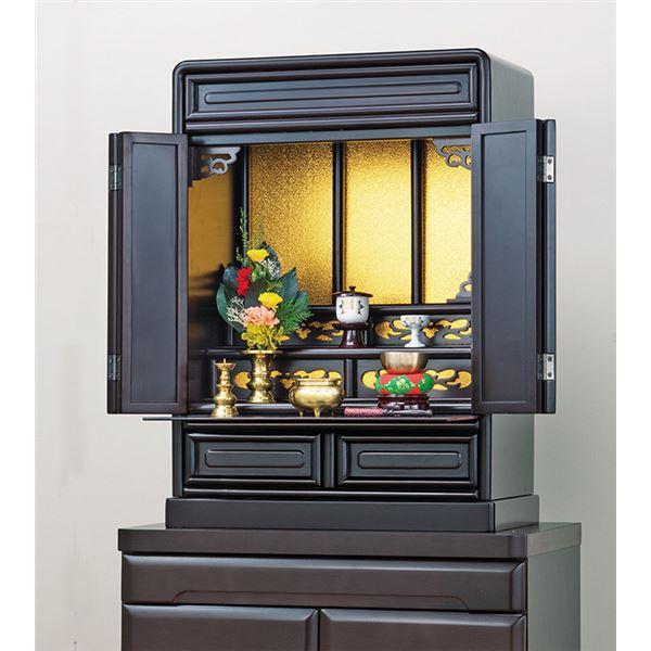 お盆に!買い替える方が多い「透かし彫り上置き仏壇 23号」
