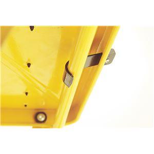 多機能 脚立/ステップ 【4段】 約54.5×92×150cm 工具用トレー付き 折りたたみ 耐荷重量:踏み台約100kg トレー約10kg 〔DIY〕