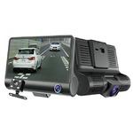 ドラレコ 3画面 同時記録 ドライブレコーダー 駐車監視モード付