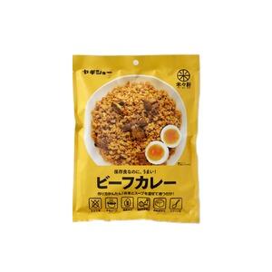 米々軒 ビーフカレー 20食入り - 拡大画像