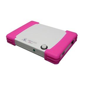 電子水生成器 家庭用 AREE333 PURE 携帯できるミニサイズ <ピンク>【日本製】 - 拡大画像