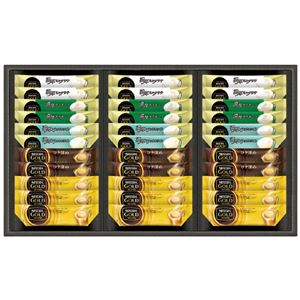 (まとめ) ネスカフェ ゴールドブレンドプレミアムスティックコーヒーギフト N20-GK 【×2セット】 - 拡大画像