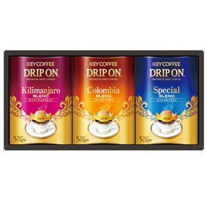 (まとめ) キーコーヒー ドリップオン・レギュラーコーヒーギフト KDV-15N 【×2セット】 - 拡大画像