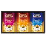 (まとめ) キーコーヒー ドリップオン・レギュラーコーヒーギフト KDV-15N 【×2セット】