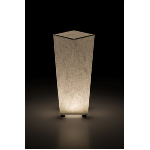 LED 和室 モダン照明 SQ304-acスタンドライト揉み紙【日本製】 - 拡大画像