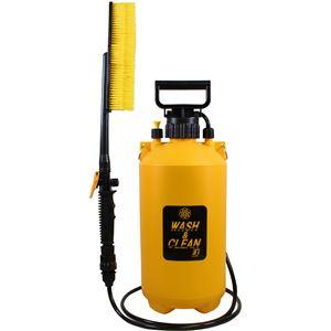 お掃除用ポンプ式水圧クリーナー ウォッシュ & クリーン EX 7L - 拡大画像