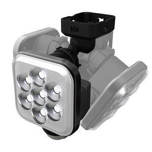 11W×1灯 フリーアーム式 LEDセンサーライト LED-AC1011 - 拡大画像