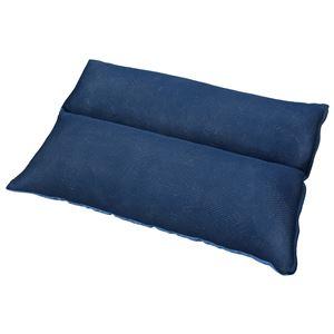 洗える! 睡眠環境・寝具指導士監修 いびきのことを考えたまくら - 拡大画像