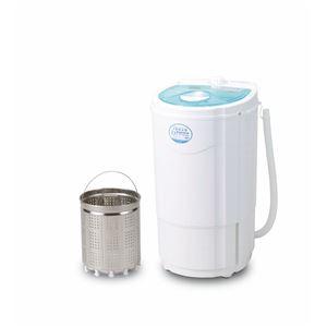家庭用 小型脱水機 ドライサイクロン ステンレス槽タイプ BDS-3.0SBP