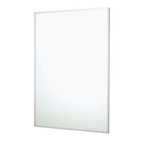 プロ仕様!割れない鏡 【REFEX】リフェクス 姿見 大型 壁掛け対応スタンドミラーW90cm×180cm×2.7cm シルバー色 RM-12 【日本製】