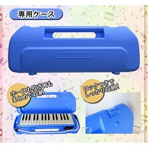 SunRuck(サンルック) 鍵盤ハーモニカ SR-KH01 ブルー