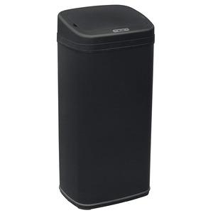 SunRuck 電動開閉式ゴミ箱 40L EA-ELT401-K ブラック センサー式でおしゃれ
