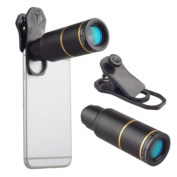 MotionTech スマートフォン用レンズセット MT-AP016