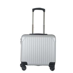 Sunruck スーツケース Sサイズ 機内持ち込み TSAロック付き SR-BLT021-SV シルバー  - 拡大画像
