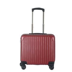 Sunruck スーツケース Sサイズ 機内持ち込み TSAロック付き SR-BLT021-WRD ワインレッド