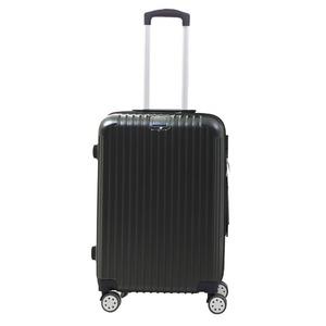 Sunruck スーツケース Mサイズ TSAロック付き 63L SR-BLT028-BK ブラック - 拡大画像
