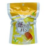 5年保存 非常食/保存食 【紙コップパン バター 1ケース 30個入】 日本製 コンパクト収納 賞味期限通知サービス付き