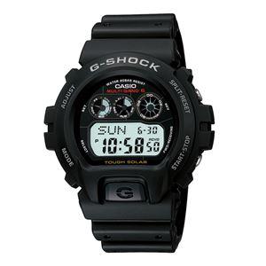 電波ウォッチ/腕時計 【20気圧防水機能】 耐衝撃構造 電波受信機能 バックライト 『CASIO カシオ Gショック』