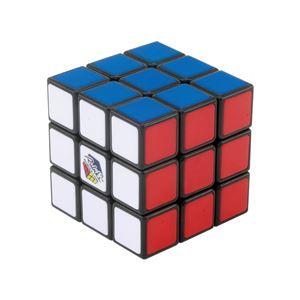 ルービックキューブ/立体パズル 【6面完成攻略書付き】 5.7×5.7×5.7cm - 拡大画像