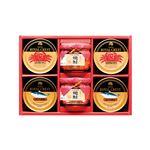 【マルハ】 海鮮づくし詰合せ/缶詰・瓶詰セット 【6個入り】 生産国/日本 化粧箱入り 〔お中元 お歳暮 内祝い〕
