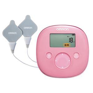 【OMRON オムロン】 温熱低周波治療器/健康器具 【ピンク】 温治療コース・低周波治療コース 〔リラックス リフレッシュ〕 - 拡大画像