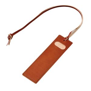 ストラップ付き牛革ペンケース/文房具【ブラウン】化粧箱入り日本製『革工房いんのしま』