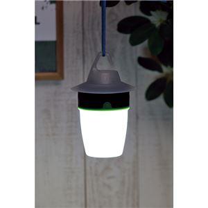 ルーミー ランタンライト/照明器具 【5色変化】 電源/単3形 - 拡大画像