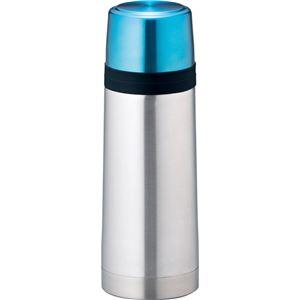モストトゥデイボトル/水筒 【ブルー】 350ml キャップタイプ 〔アウトドア キャンプ バーベキュー〕