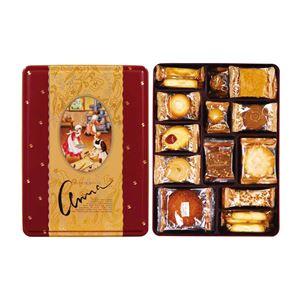 anna アンナの家クッキーベーキング/ギフトセット 【12種類】 化粧箱入り 日本製