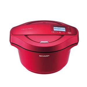 水なし自動調理鍋ホットクック KN-HW24C-R